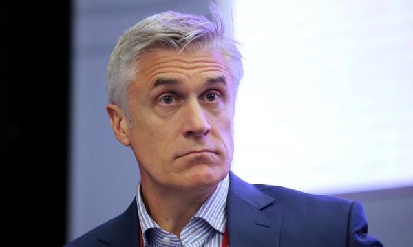Американски инвестиционен банкер задържан в Москва