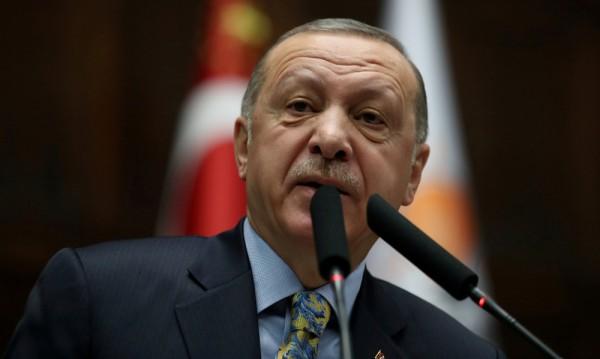 Ердоган: ЕС не ни приема, защото сме мюсюлманска страна!
