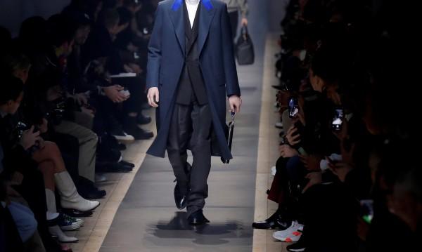 Пълен обрат: Бездомник стана лице на модна къща в Париж