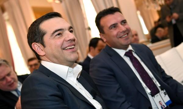 Награда за Заев и Ципрас – истински европейски лидери!