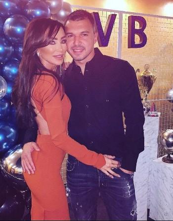 Божинов празнува рожден ден с баджанака и бившата съпруга