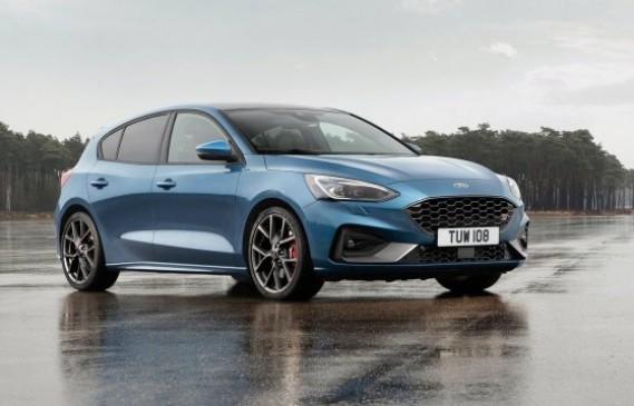 Ford представи новия Focus ST