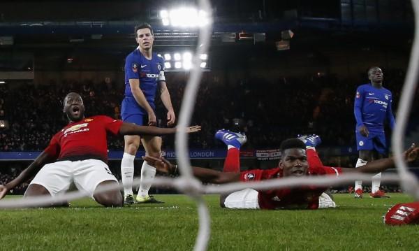 Юнайтед победи Челси, класира се на 1/4-финал във ФА къп