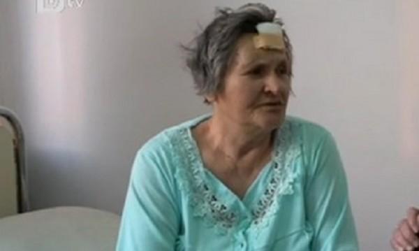 Пребитата баба от Дреновец: Първо биха, после питаха...