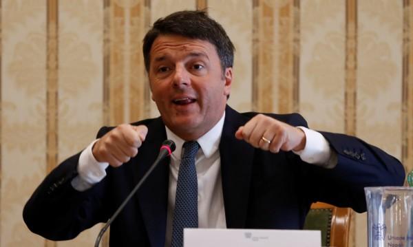 Родителите на бивш италиански премиер под домашен арест