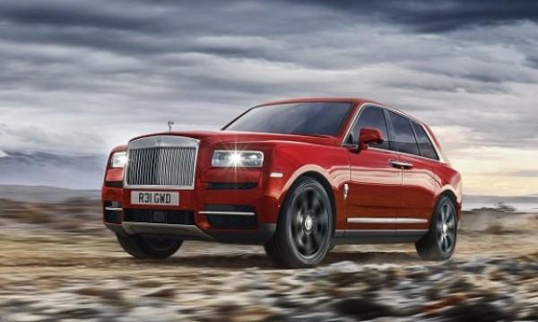 Голям интерес: Rolls-Royce не смогва с производството на Cullinan