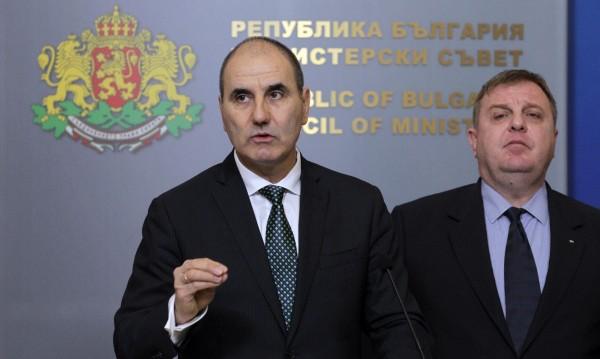 Цветанов доволен: ГЕРБ няма авторитарен лидер, какъвто е Нинова