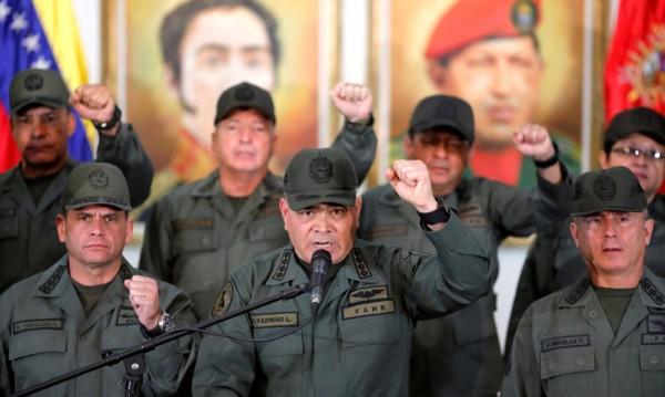 Кубински военни във Венецуела? Няма, отрече Хавана