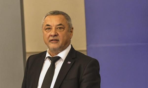 Симеонов твърд: НФСБ ще се яви самостоятелно на евровота