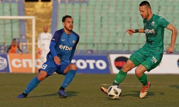 Безпроблемна победа с 2:0 за Левски срещу Витоша