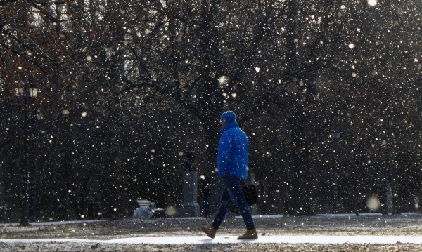 Зимата се завръща - уикендът идва със студ и сняг