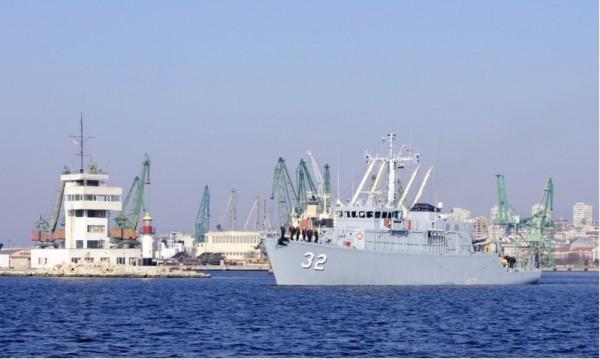 Кораби на НАТО акостират във Варна от 22 до 25 февруари