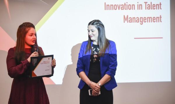 """Kaufland България получи голямата награда за """"Иновация в управлението на таланти"""" в конкурса Employer Branding Awards"""