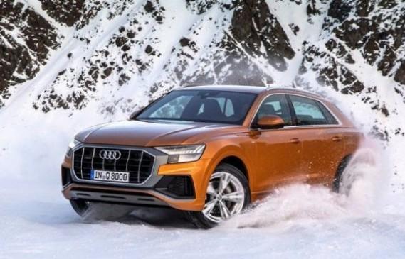 Audi Q8 има още два нови двигателя