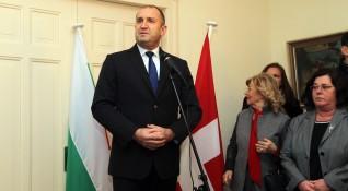 Радев: Решението за Изборния кодекс ще е в интерес на обществото