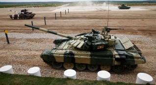 Харчим над 5 млн. лв. за ремонт на 10 стари танка Т-72