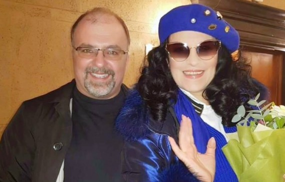 Анджела Георгиу пристигна в София за големия си концерт