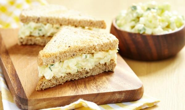 Рецептата Dnes: Яйчен пълнеж за сандвичи