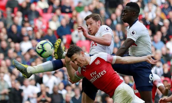 """Драма на """"Уембли"""", Арсенал изпусна победата срещу Тотнъм"""