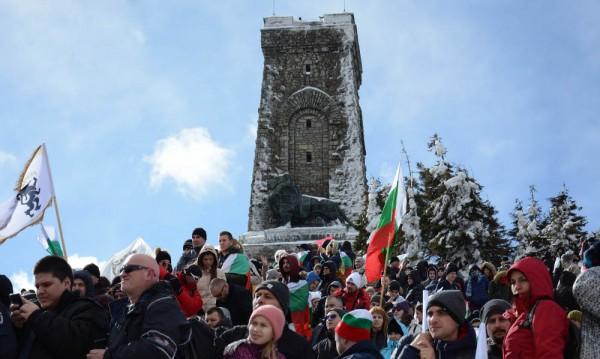 Специална организация на движението на Шипка за 3 март