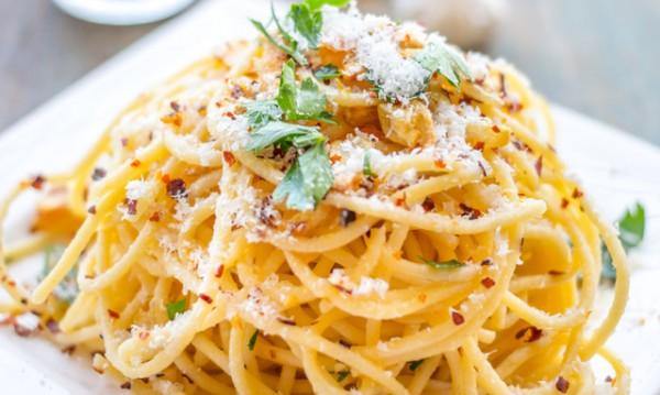 Рецептата Dnes: Италиански спагети Алио