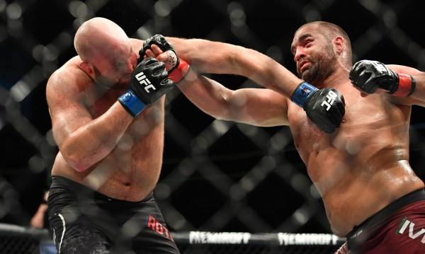 Багата с първа голяма победа в UFC, победи Бен Ротуел