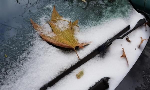 Зимата се завръща. За последно и за кратко