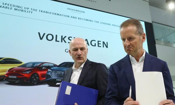 Volkswagen се насочва с пълна сила към електромобилите
