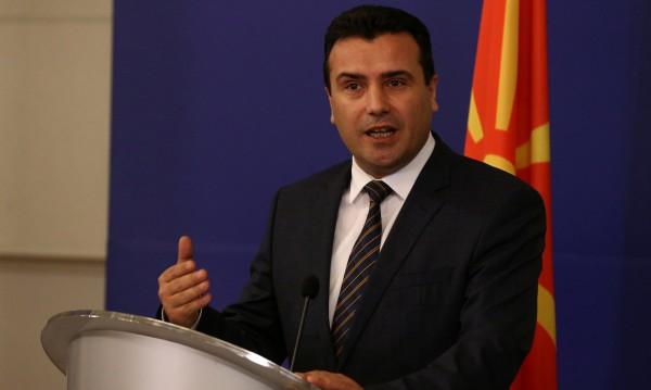 Заев: Албания е най-приятелската страна на Северна Македония