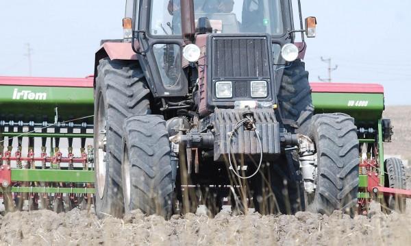 Дамите в земеделието вземат с 12% по-малко