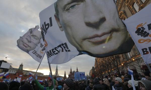 Петте години след Крим: Русия вече е по-силна