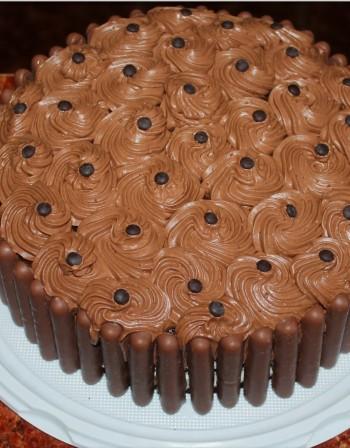 Рецептата Dnes: Торта Шоколадово изкушение