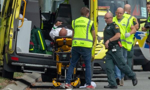 Тарант с обвинение за убийствата в джамии, 12 души в критично състояние