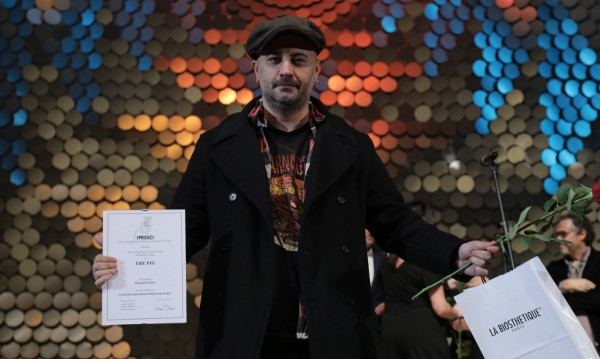 Драго Шолев с най-много награди на София Филм Фест
