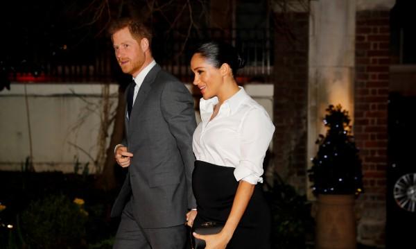 Меган и принц Хари с поредно нарушение на протокола