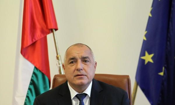 Борисов писа до Рюте: Съпричастни сме за трагичните събития!