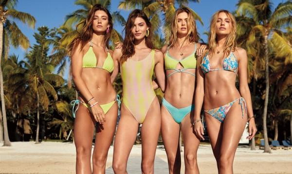 След 3 г. прекъсване: Victoria's Secret с плажна колекция
