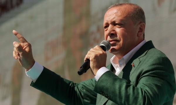 Ердоган: Няма разлика между нападателя от Крайстчърч и ИД!