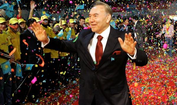 Назарбаев ще контролира Казахстан, докато е жив!