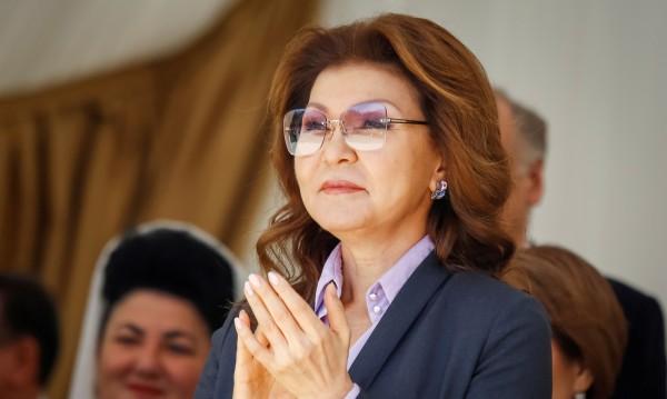 Дарига, дъщерята на Назарбаев, стана председател на Сената