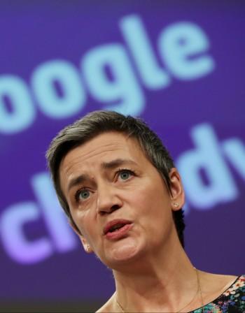Европа шамароса Google с трета глоба - 1,49 млрд. евро