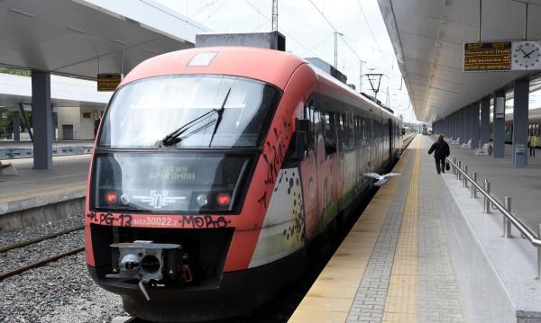 БДЖ ще пуска влакове до балканските столици