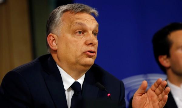 ЕНП замрази членството на унгарската партия ФИДЕС