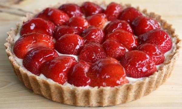 Рецептата Dnes: Пай с ягоди и сметана