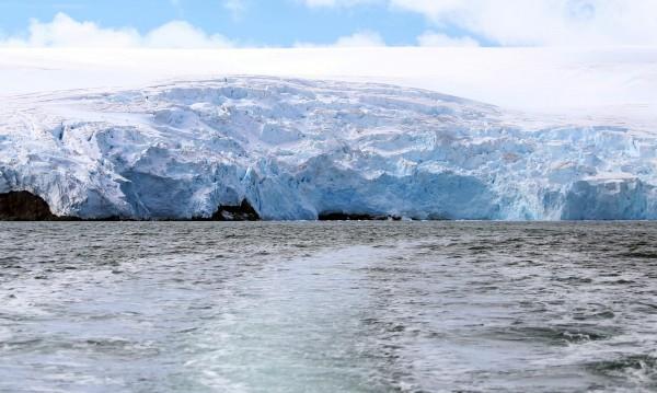 Трусове в леда на Антарктида, учените не могат да ги обяснят