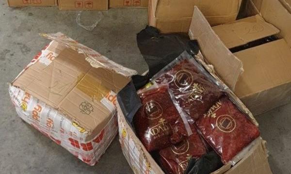 Митничари спряха нелегална паста за наргиле за над 100 000 лв.