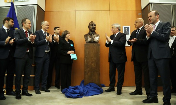 Борисов за Буров: Той пръв прозира, че бъдещето на България е Европа!
