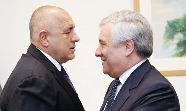 """Борисов за пакета """"Мобилност"""" в ЕП: Ще е нарушение!"""