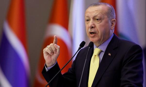 Ердоган: Решителна битка срещу омразата към исляма!