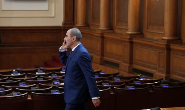 Цветанов пита: Когато ме проверят, дали някой ще ми се извини!?